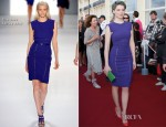 Lea Seydoux In Elie Saab - 26th Cabourg Film Festival