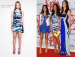 Leandra Medine and Hilary Rhoda In Rebecca Minkoff – 2012 CFDA Fashion Awards