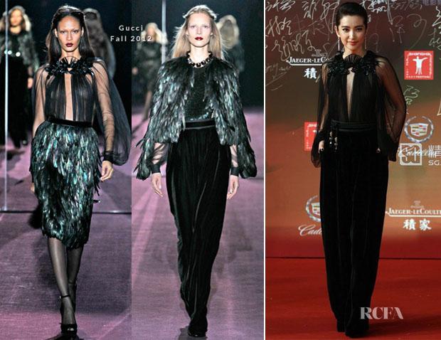 Li Bingbing In Gucci - 15th Shanghai Film Festival