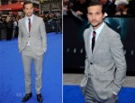 Logan Marshall-Green In Balenciaga – 'Prometheus' London Premiere