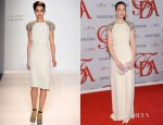 Mandy Moore In Lela Rose – 2012 CFDA Fashion Awards
