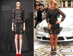 Mary J Blige In Catherine Malandrino - 'Rock Of Ages' London Premiere
