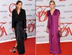 Mary-Kate and Ashley Olsen In The Row – 2012 CFDA Fashion Awards
