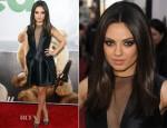 Mila Kunis In Christian Dior - 'Ted' LA Premiere