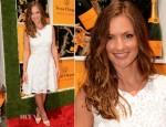 Minka Kelly In Z Spoke by Zac Posen - 5th Annual Veuve Clicquot Polo Classic