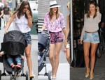 Miranda Kerr Loves...Summer Shorts