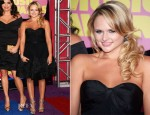 Miranda Lambert In Georges Hobeika Signature - 2012 CMT Music Awards