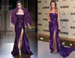 Natasha Yarovenko In Zuhair Murad Couture - Glamour Spain 10th Anniversary Party
