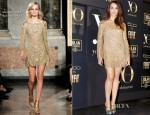Nerea Garmendia In Emilio Pucci - Yo Dona Awards