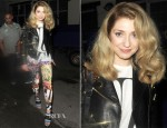 Nicola Roberts In Moschino - Out In London