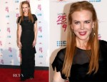 Nicole Kidman In Christian Dior - Richard Wilkins 25 Year Anniversary Fundraiser
