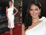 Olivia Munn In Armani - HBO's 'The Newsroom' LA Premiere