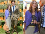 Olivia Palermo In Topshop - 5th Annual Veuve Clicquot Polo Classic