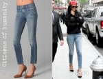 Rihanna's Citizens of Humanity Thompson Skinny Jeans