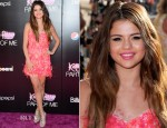 Selena Gomez In Emilio Pucci - 'Katy Perry: Part of Me 3D' LA Premiere