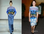 Shailene Woodley In Mary Katrantzou - Directors Showcase for UCLA School of Theatre