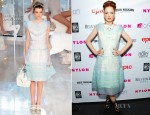 Shirley Manson In Louis Vuitton - NYLON Magazine June/July Music Issue Launch Party