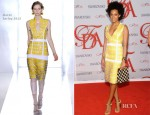 Solange Knowles In Marni - 2012 CFDA Fashion Awards