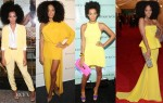 Solange Knowles Loves...Yellow