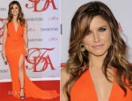 Sophia Bush In David Meister – 2012 CFDA Fashion Awards