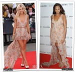 Who Wore Julien Macdonald Better? Mollie King or Alesha Dixon