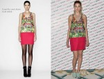 Whitney Port In Camilla and Marc - 'Britain & Ireland's Next Top Model' Press Launch