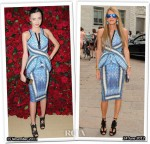 Who Wore Peter Pilotto Better? Miranda Kerr or Anna Dello Russo
