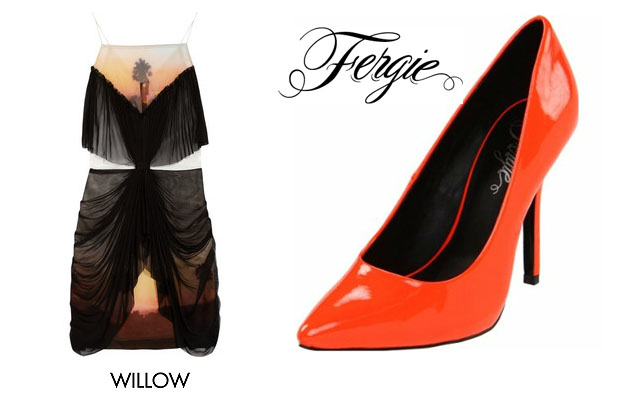 Willow & Fergie