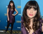 Zooey Deschanel In Lisa Ho - 'So You Think You Can Dance' 200th Episode Celebration