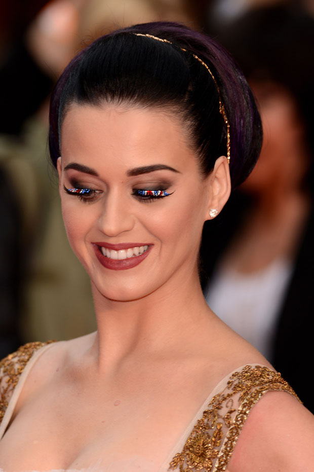 Katy Perry in Marchesa