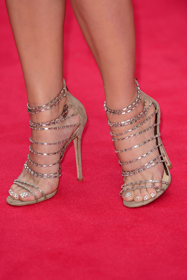 Katy Perry's Jimmy Choo sandals