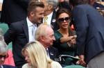 Victoria Beckham In Victoria Beckham - Wimbledon Men's Final 2012