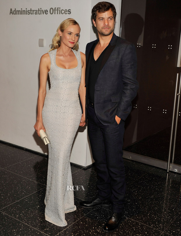 Diane Kruger in Azzedine Alaia