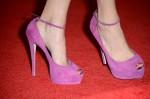 Michelle Williams' Giuseppe Zanotti heels