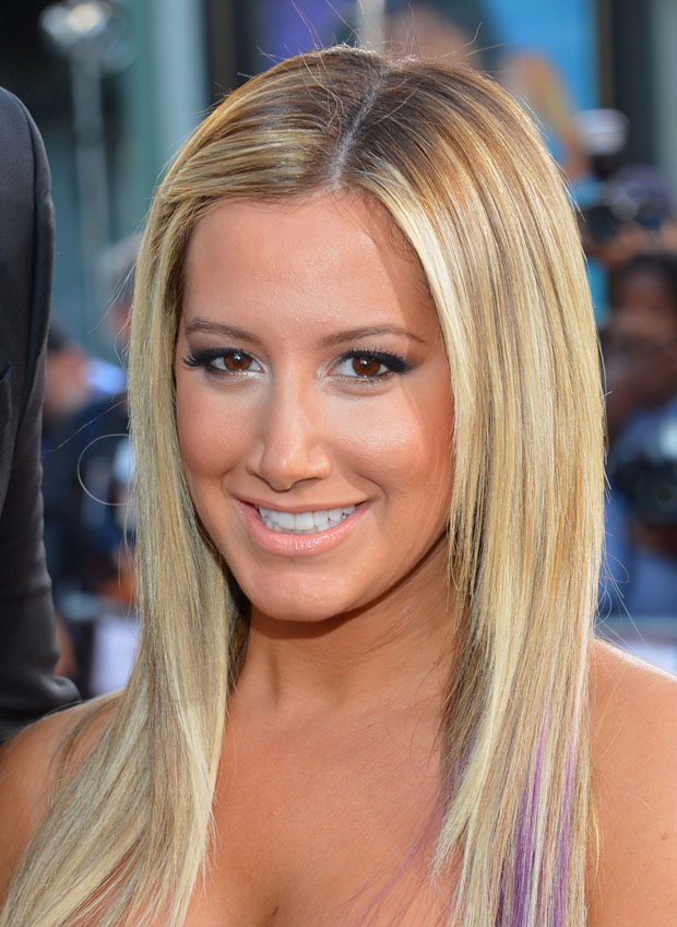 Ashley Tisdale in Camilla and Marc