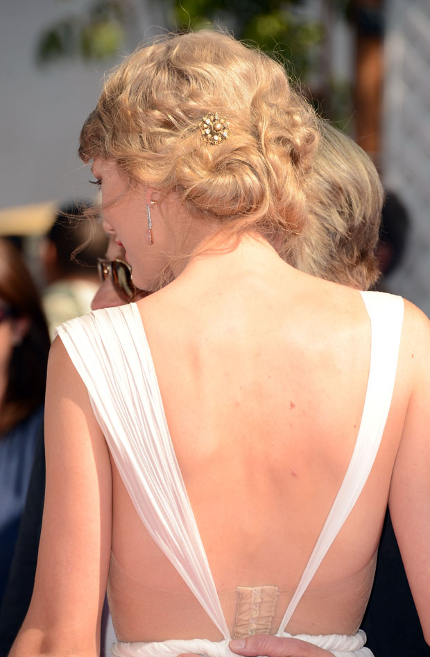 Taylor Swift In Maria Lucia Hohan