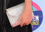 Nikki Reed's Jimmy Choo 'Candy' clutch