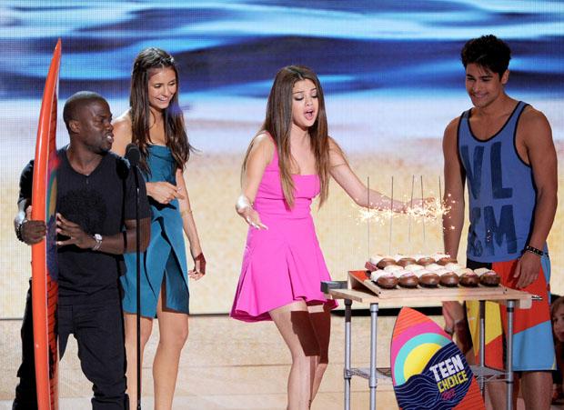 Selena Gomez in Dsquared²