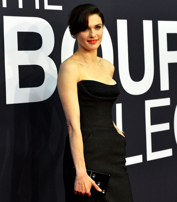 Rachel Weisz in Christain Dior Couture