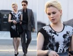 Anna Paquin In McQ Alexander McQueen - Film Independent At LACMA Presents 'Margaret'