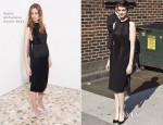 Anne Hathaway In Stella McCartney - Late Show with David Letterman