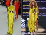 Beyonce Knowles In Stéphane Rolland Couture - 2012 BET Awards