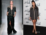 Brandy Norwood In Balmain - 2012 BET Awards