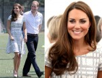 Catherine, Duchess of Cambridge In Hobbs - Bacon's College
