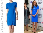 Catherine, Duchess of Cambridge's Stella McCartney Short Sleeve Dress