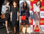 Celebrities Love...Mulberry 'Bryn' Bag