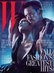 Charlize Theron & Michael Fassbender For W Magazine August 2012