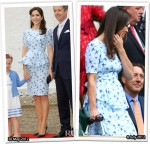 Who Wore Project D Better? Crown Princess Mary of Denmark or Pippa Middleton