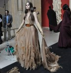 Backstage at Stéphane Rolland Fall 2012 Couture © Red Carpet Fashion Awards