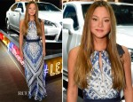 Devon Aoki In Philosophy di Alberta Ferretti - Lexus 'Laws of Attraction' Exhibition